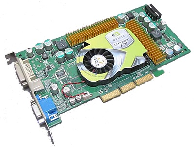 Nvidia GeForce FX 5900 XT