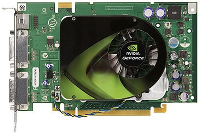 Nvidia GeForce 8600 GT