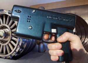 Russian Gauss Pistol